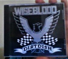 WISEBLOOD  Dirtdish (CD,Thirsty Ear Label) VERY RARE CD - NEW SEALED