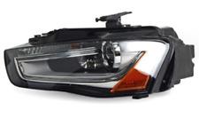 AUDI A4 B8 Left Headlight Bi-Xenon LHD 8K0941043E NEW GENUINE