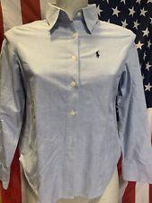 Ralph Lauren  maglia polo camicia donna Tg. M | woman's t-shirt shirt size M