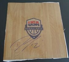 DIANA TAURASI Signed Floor Board 12 x 12 Basketball USA Olympics WNBA Mercury