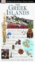 DK Eyewitness Travel Guide: Greek Islands by Dubin, Marc 0751304050