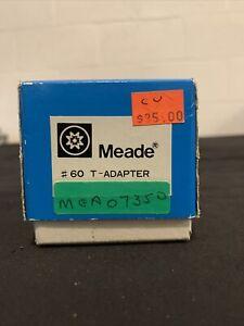 Meade T-Adapter #60