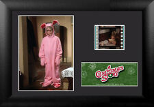 Film Cell Genuine 35mm Framed Matted A Christmas Story USFC6063 Ralphie Pink PJs