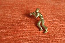 05226 PIN'S PINS MUSIQUE JAZZ MUSICIEN TROMPETTE 3D 90's
