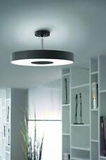 Design Philips pendant ceiling light 1x60 Watt round hanging lamp glass New 3682