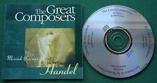 The Great Composers Handel Messiah (Excerpts) GC018 CD