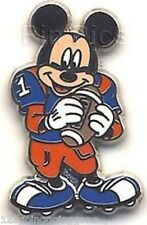 FOOTBALL PLAYER Mickey Mouse Professions Set Disney Pin 88001
