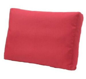 New IKEA FROSON Cover for back cushion, outdoor red 24 3/8 x 17 3/8 ""