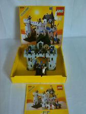 Lego 6074 Burg Schloss der Adler Ritter Falcons Castle OVP Karton box Falcon oba
