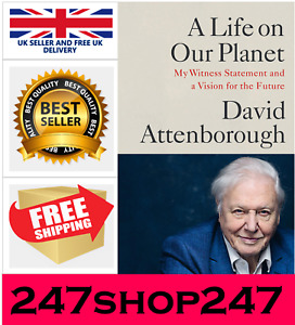 A Life on Our Planet David Attenborough Hardcover 9781529108279