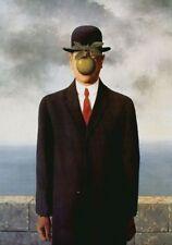 Tela Canvas Magritte cod 05 cm.70x100 Stampa Printing Digital Art papiarte