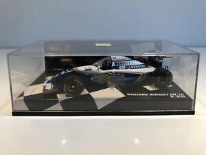 1/43 MINICHAMPS Voiture Miniature FORMULE1 WILLIAMS RENAULT FW 16 Damon Hill