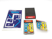 Vintage 1981 Intellivision Video Game Snafu w/ Manual & Overlays, Tested