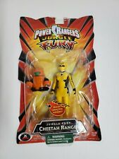 Power Rangers Jungle Fury Cheetah Ranger figure 2007 Unopened! NIP New