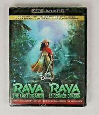 Raya and the Last Dragon - Ultimate Collector's Edition 4K * Read Description *