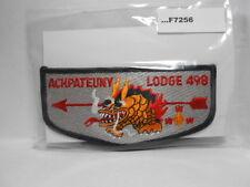 ACHPATEUNY LODGE 498 (JAPAN) DRAGON FLAP F7256