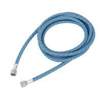 1.8M Nylon Braided Airbrush Air Hose Blue Yellow W9M6