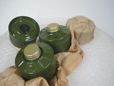 5 Stk Filter Gasmasken Poppers Gummiartikel Fetisch  Rubber  Black Style  NVA