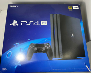 Sony PlayStation 4 (PS4) Slim 1tb Black Console & accessories! 3 Month Warranty