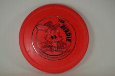 "Birdie Dx 166g Original ""Tall"" Circle Stamp Red Innova *Prime Disc Golf* Rare"