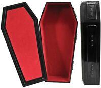 Black Coffin for WWE Wrestling Action Figures