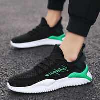 Men's Sports Casual Shoes Athletic Sneakers Mesh Breathable Running Basketball