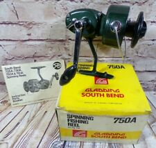 Vintage South Bend 750A Spinning Reel by Gladding Group - Made In Hong Kong