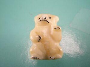 -Polar Bear Vintage Tie Tack Lapel Pin white ursus ursidae caniform