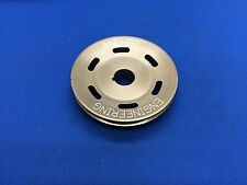Ford CVH RS Turbo Billet Aluminium Crank Pulley Hard Anodised Grey
