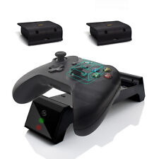 Dual Wireless Controller Charger for Xbox One S / Xbox One Elite / Xbox One