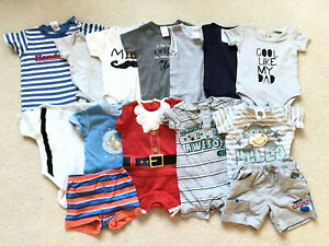 Boy's Summer Size 00, Incl,. Xmas Outfit, Excellent & Great Used