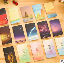 2 PCS diary notepad kraft paper notebook vintage journal Memo Vintage Romantic