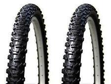 "2x Cubierta Neumatico Anti Pinchazos Antipinchazos Bicicleta MTB 26 "" x 2.0 3706"