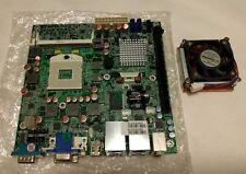 Mini-ITX Motherboard Intel Core i3/i5/i7 QM67 Dual Socket G2 Dual LAN Display
