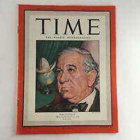 Time Magazine March 13 1944 Vol 43 #11 Former Senator Tom Connally, No Label