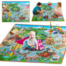 Baby Kids Play Crawl Mat Child Activity Soft Toy Gym Creeping PE Blanket Rug Toy