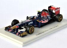 SPARK Scuderia Toro Rosso STR8 No.19 2013 Daniel Ricciardo S3062 1/43