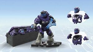 HALO FIGURE #2 FROM Mega Construx Halo UNSC Spartan III Customizer  GLB76