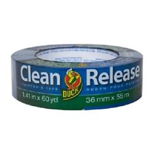 """Shurtape,  Duck, 1.41"""" x 60 YD, Clean Release Painting Tape"""