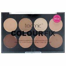 Technic 8 Colour Fix Pressed Powder Contour Bronzer Palette