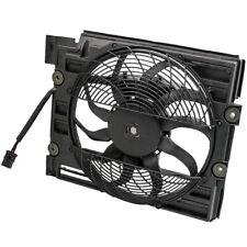 10 Fan Blades Cooling Fan Motor For BMW5 SeriesE39 1995-200464548380780