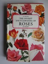 Good - Pocket Encyclopedia of Roses in Colour - Edland, E. 1963-01-01 Wear and t