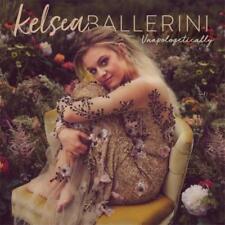 KELSEA BALLERINI UNAPOLOGETICALLY CD NEW