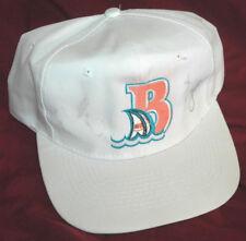 Rare Vtg BOWIE BAYSOX New Era BASEBALL HAT Snapback USA MADE Baltimore Orioles