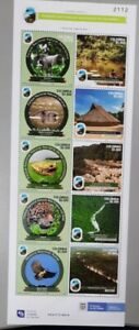 RA) 2020, COLOMBIA, V SERIE, FLORA AND FAUNA, MNH, NATIONAL NATURAL PARKS