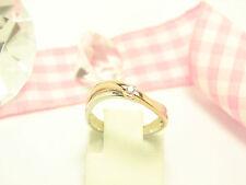 Gut geschliffener Echtschmuck aus Weißgold mit SI Reinheit im Solitär-Ringe