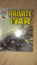 War picture library comics 1615 Private War
