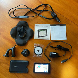 "Garmin Nuvi 3790 LTM 4.3"" Bluetooth GPS LCD Navigator w/Lifetime Map Updates"