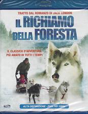 Blu-ray **IL RICHIAMO DELLA FORESTA** dal romanzo di Jack London nuovo 2010