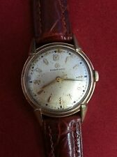ETERNA-MATIC AUTOMATIC VINTAGE WRIST WATCH 17 JEWELS SWISS MADE 14KT GOLD FILLED